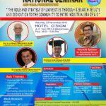Seminar Nasional dan Presentasi Oral UNISM