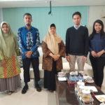 Kegiatan Kunjungan dan Penandatanganan Kerjasama antara Jurusan Farmasi Fakultas Kesehatan Universitas Sari Mulia (UNISM) dengan Fakultas Farmasi Universitas Airlangga (UNAIR) dan Fakultas Farmasi Universitas Surabaya (UBAYA).