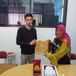 Kegiatan Kunjungan dan Penandatanganan Kerjasama antara Jurusan Farmasi Fakultas Kesehatan Universitas Sari Mulia (UNISM) dengan Fakultas Farmasi Universitas Setiabudi (USB) Surakarta.