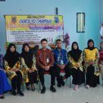 Kegiatan Kunjungan dari SMAN 2 Kotabaru ke Universitas Sari Mulia (UNISM) Banjarmasin