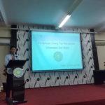 Pertemuan Orang Tua Mahasiswa Fakultas Kesehatan, Universitas Sari Mulia. ⠀