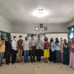 Rapat Koordinasi Tim Smart Campus dengan Pengelola Web Jurusan Universitas Sari Mulia