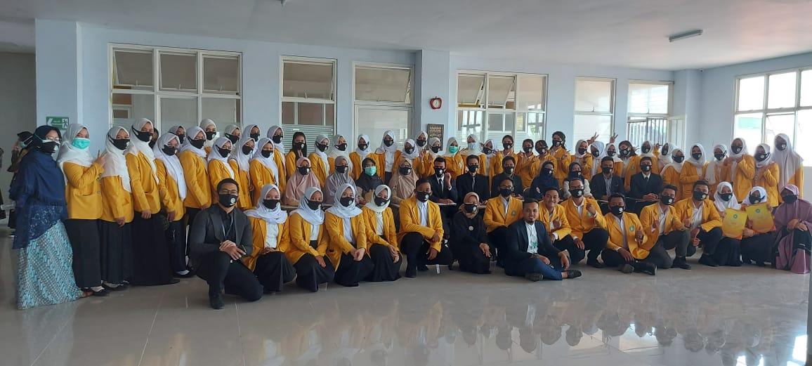 Yudisium Program Studi Sarjana Farmasi Angkatan. I Tahun Ajaran 2019-2020