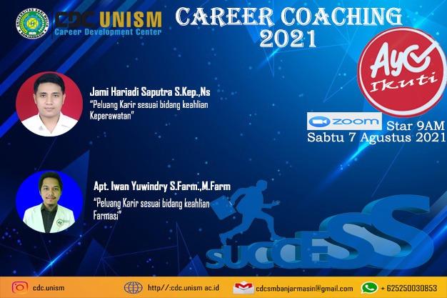 Career Coaching UNISM