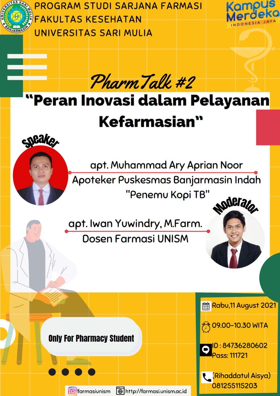 PharmTalk #2